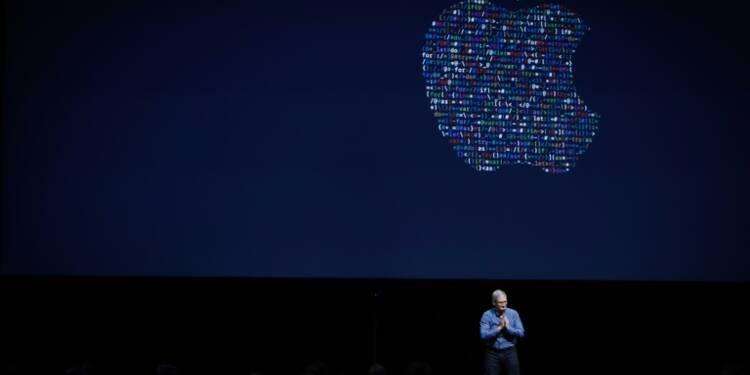 """Apple qualifie de """"foutaise politique"""" la décision de Bruxelles"""
