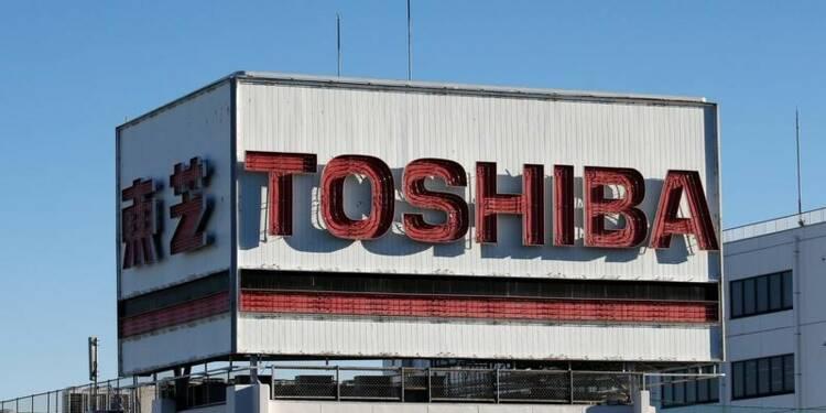 Lourdes pertes pour Toshiba, le nucléaire en cause