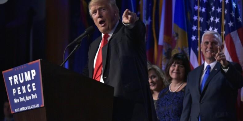 Trump à la Maison blanche, retentissante victoire contre la mondialisation