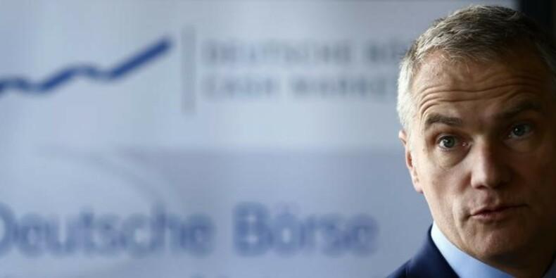 Un échec de la fusion Deutsche Börse-LSE nuirait à Francfort