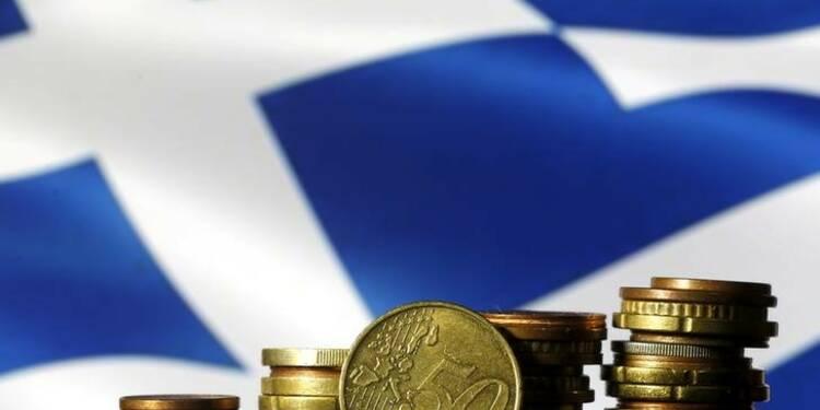 L'Eurogroupe ne débloque que 1,1 milliard d'euros à la Grèce