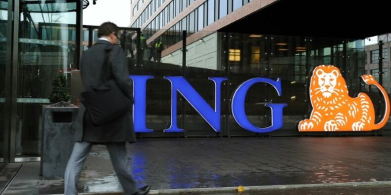 ING, en voie de digitalisation, annonce une réduction de 7.000 emplois d'ici à 2021