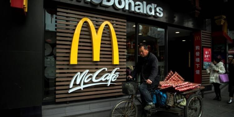 McDonald's cède 80% de ses opérations en Chine
