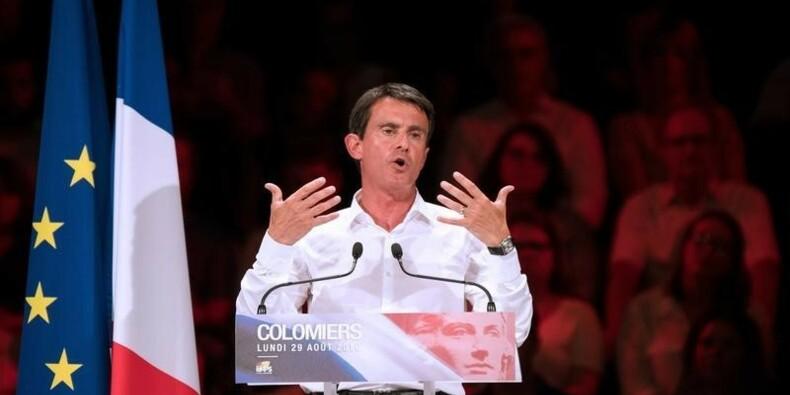 Valls promet le sauvetage du site de Belfort d'Alstom