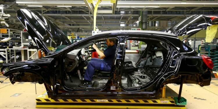 L'économie allemande montre des signaux positifs