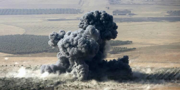 L'EI contre-attaque alors que l'étau se resserre sur Mossoul