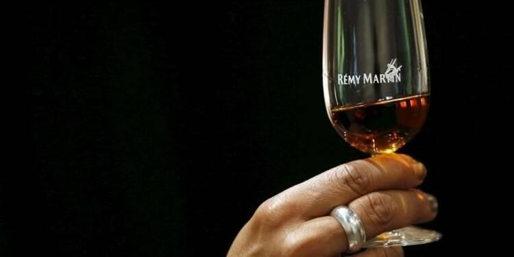 Bons débuts de la boutique de cognac Louis XIII à Pékin