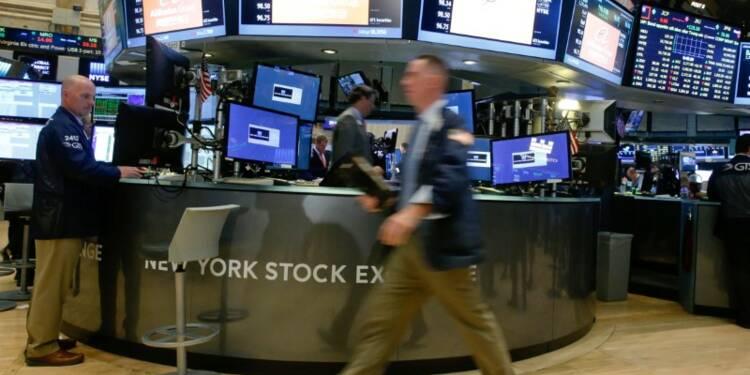 Wall Street ouvre en baisse sur des prises de bénéfice