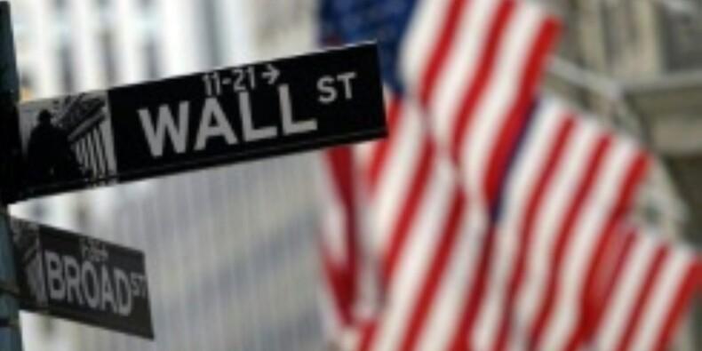 Wall Street finit en baisse, la prudence s'installe