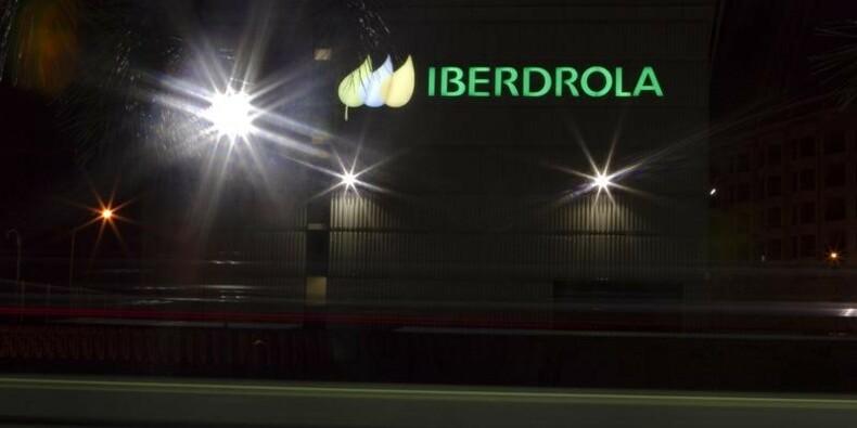 Iberdrola attend une croissance plus faible de ses profits 2017