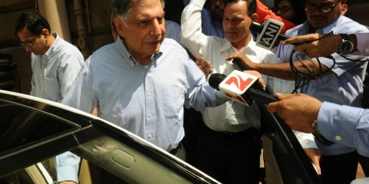 Inde: le groupe Tata en zone de turbulences