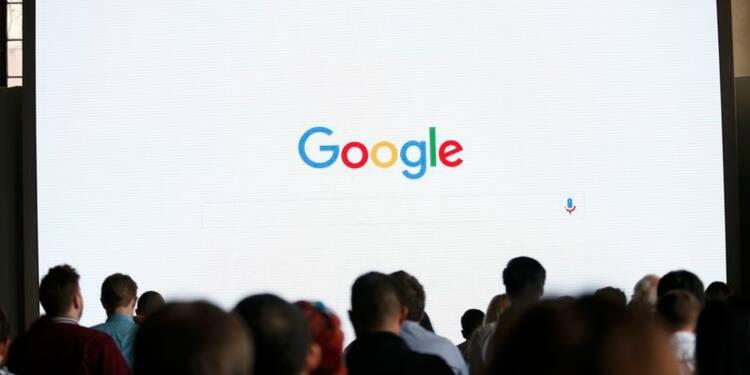 Google, entreprise favorite des Français pour y travailler