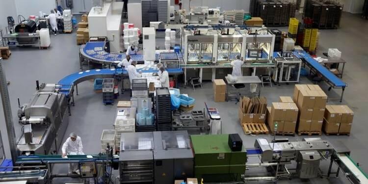 L'embellie du secteur manufacturier se prolonge