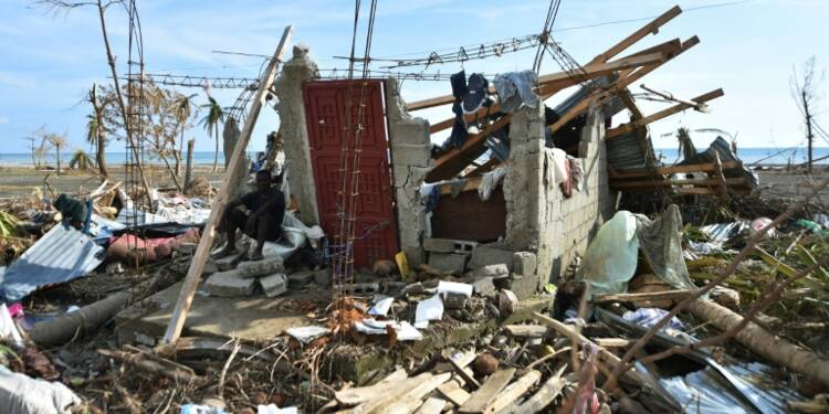 Haïti: l'ouragan Matthew a causé près de 2 milliards de dollars de dégâts