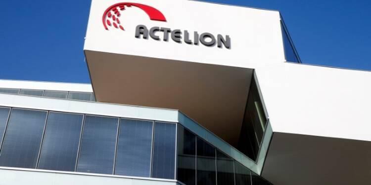 Un bénéfice d'exploitation 2016 en hausse de 27% pour Actelion
