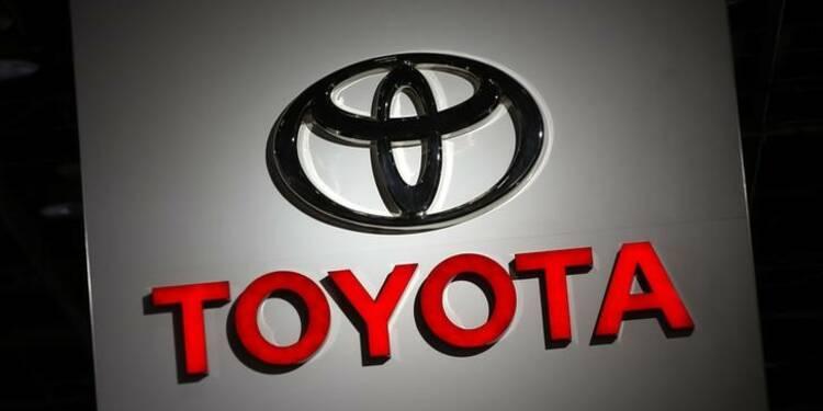 Toyota relève sa prévision annuelle, Suzuki porté par l'Inde