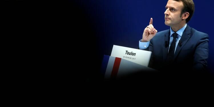 Macron présentera son cadrage budgétaire en fin de semaine