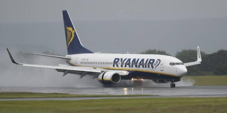 Ryanair réduit sa prévision de bénéfice en raison de la livre