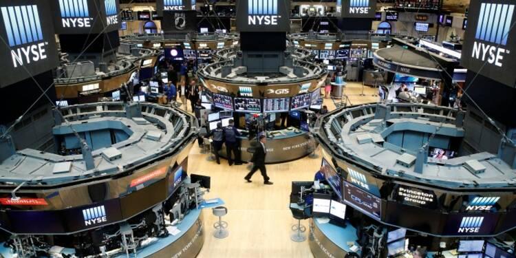 Wall Street ouvre en légère hausse après les propos de Yellen