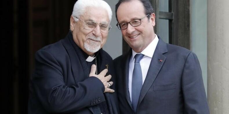 Hollande réitère son soutien aux chrétiens d'Orient