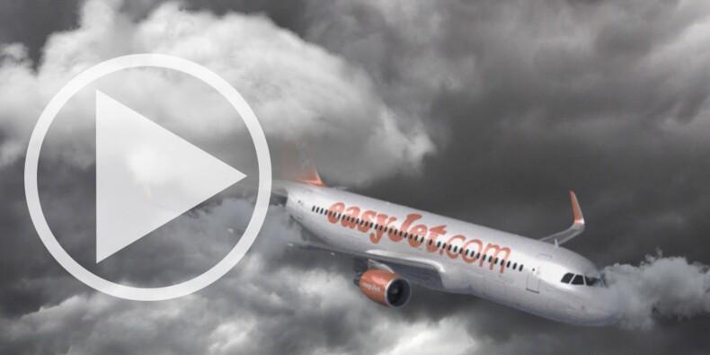 Un vol EasyJet frôle le crash à Toulouse