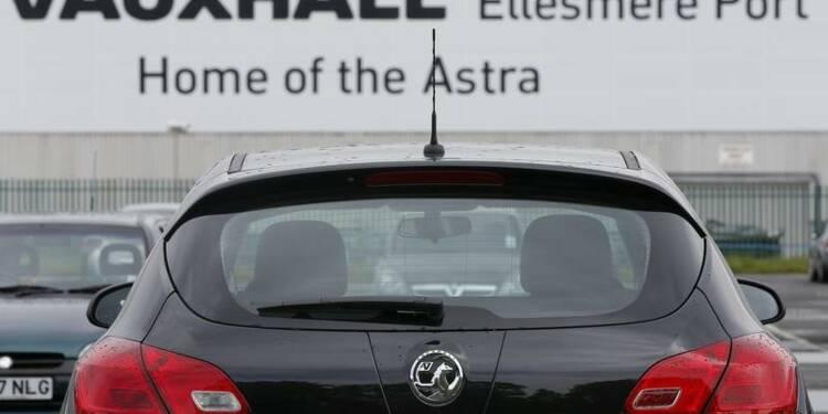 Déficit des retraites de Vauxhall de 1 milliard de livres au plus
