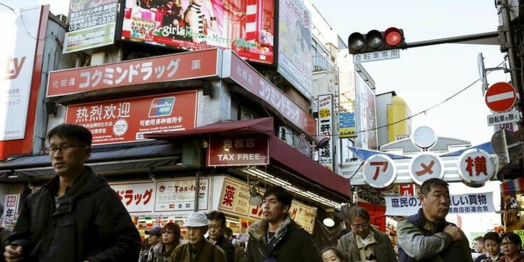Au Japon, léger ralentissement de la croissance des services