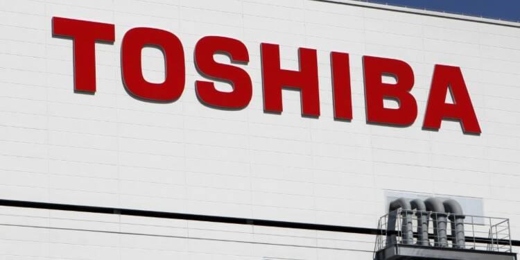 Toshiba dément vouloir céder sa filiale Toshiba Tec