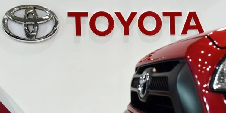 Automobile: Toyota étudie un partenariat avec son compatriote Suzuki