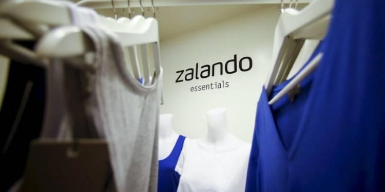 Zalando relève son objectif de marge
