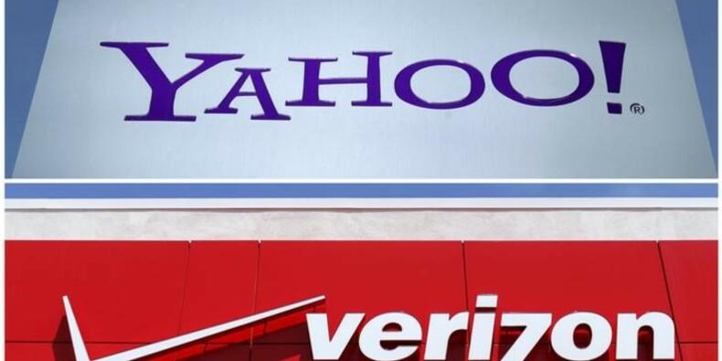 Verizon et Yahoo proches d'un accord sur le prix de leur transaction