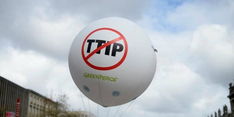 L'arrêt des négociations sur le TTIP pas pertinent dit Moscovici