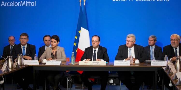 Florange, symbole des engagements tenus pour François Hollande