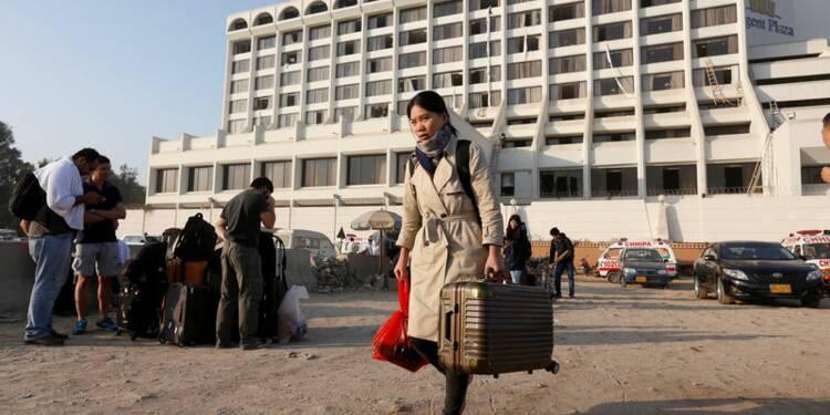 Incendie dans un hôtel de luxe au Pakistan, 11 morts