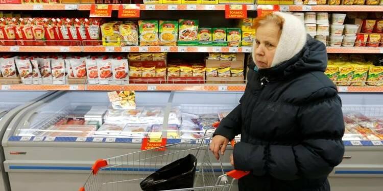 En Russie le PIB s'est contracté de 0,4% au 2e trimestre
