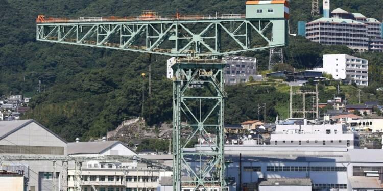 Japon: la confiance des grandes industries bloquée au plus bas en trois ans