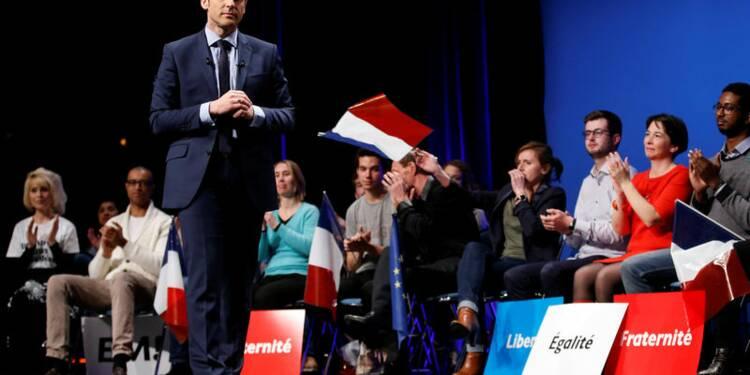 Macron promet un fonds de 10 mds pour financer l'innovation