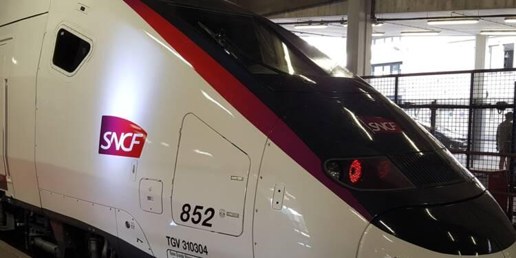 Océane, le TGV dernier cri qui pourtant ne sera bientôt plus produit à Belfort