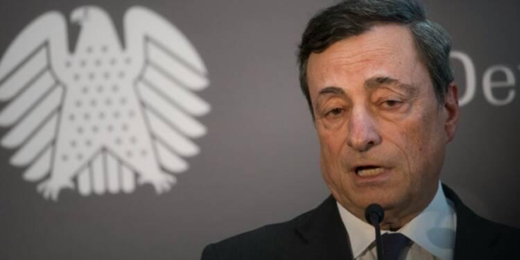 La BCE laisse ses taux inchangés