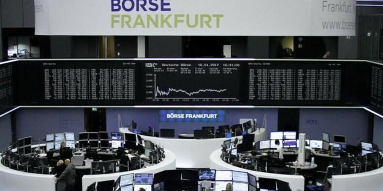 Les principales Bourses européennes, à l'exception de Londres, débutent dans le vert