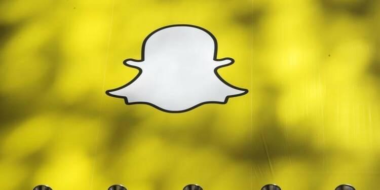 Snapchat a déposé discrètement son dossier d'IPO