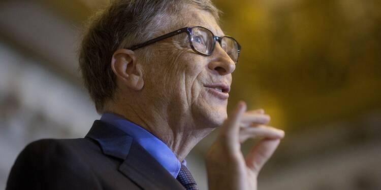 Bill Gates (né en 1955 ), Microsoft : il a imposé ses logiciels sur tous les ordinateurs personnels