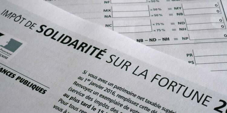 Une majorité de Français contre la suppression de l'ISF