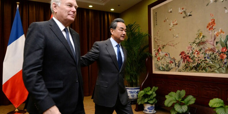 Ayrault annonce un fonds d'investissements franco-chinois
