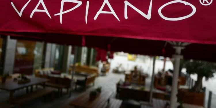 Les restaurants Vapiano visent une entrée en Bourse