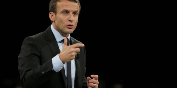 Macron juge Sarkozy disqualifié pour la présidentielle