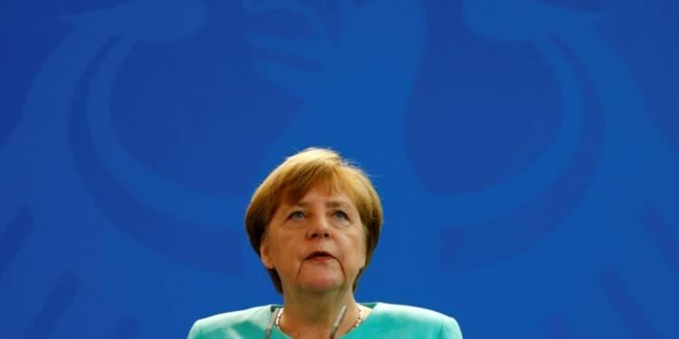 Angela Merkel briguera un quatrième mandat