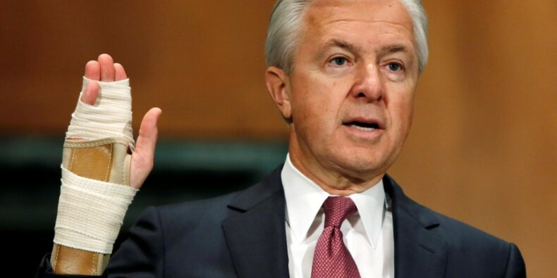 Le PDG de Wells Fargo présente ses excuses au Sénat américain