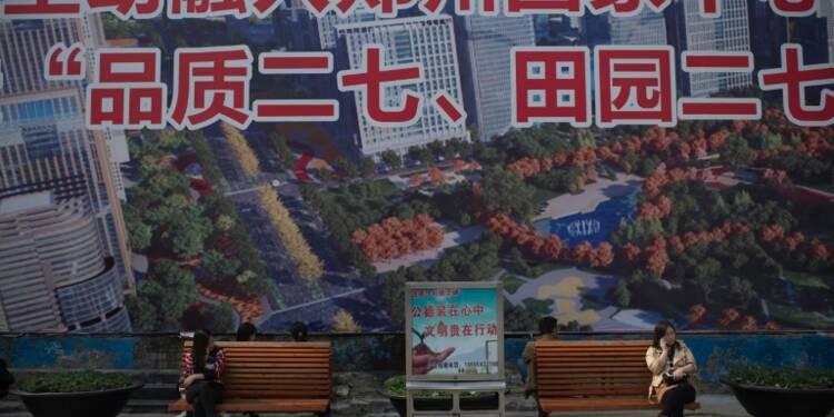Chine: la surchauffe immobilière continue mais la consommation s'essouffle