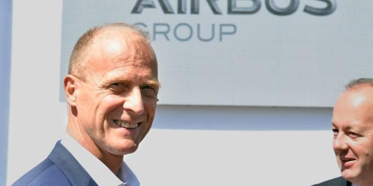 """Le groupe Airbus se réorganise sous un seul nom et veut gagner en """"agilité"""""""